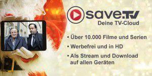 Save.TV – deine TV-Cloud für zuhause und unterwegs