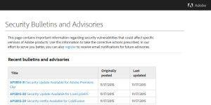 Sicherheits-Updates für Adobe Premiere Clip und ColdFusion