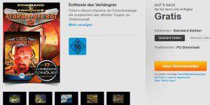 EA verschenkt C&C Alarmstufe Rot 2 plus Addon