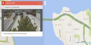 Bing Maps zeigt Verkehrsaufkommen per Kamera