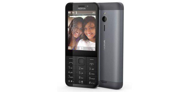 Microsoft stellt 69-Euro-Handy Nokia 230 vor