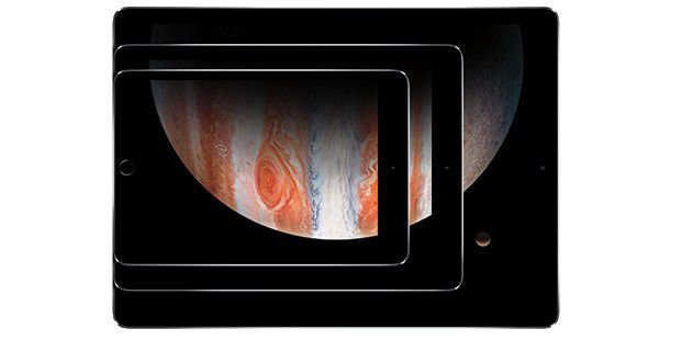 ipad pro air mini welches ipad soll ich kaufen macwelt. Black Bedroom Furniture Sets. Home Design Ideas