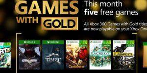 Xbox Live Gold: Die 5 neuen Gratis-Spiele im Dezember