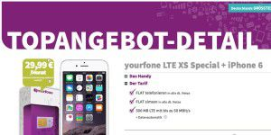 Yourphone: Top-Angebot hat einen Haken