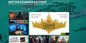 10 Spiele, die Sie im Steam Sale nicht verpassen sollten