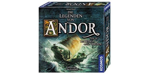 geschenktipp die legenden von andor plus erweiterung pc. Black Bedroom Furniture Sets. Home Design Ideas