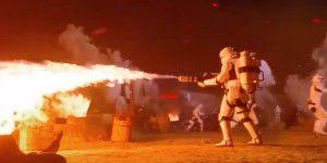Neuer Star-Wars-Trailer zeigt dunkle Seite der Macht