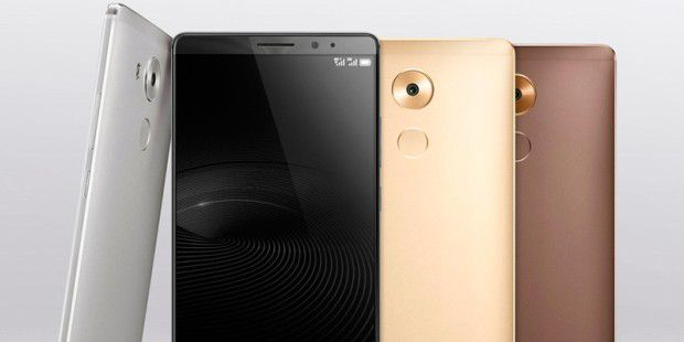 Neues Smartphone-Flaggschiff: Huawei Mate 8