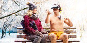 Virtuelle Weihnachten: Samsung Gear VR und Galaxy S6 gewinnen!