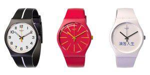 Swatch will analoge Uhren mit NFC ausstatten