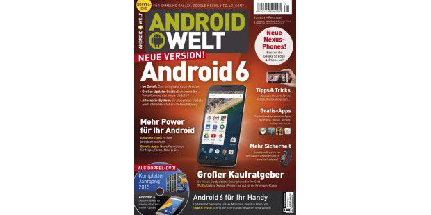 AndroidWelt 1/2016