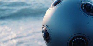 Nokia Ozo: Neue 360-Grad-Kamera für VR-Videos
