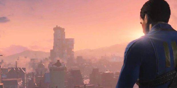 Nicht in der Top 50 und dennoch ein geniales Rollenspiel: Fallout 4