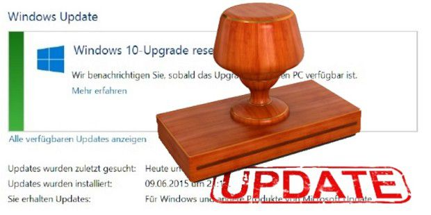 Windows 10 als Upgrade installieren
