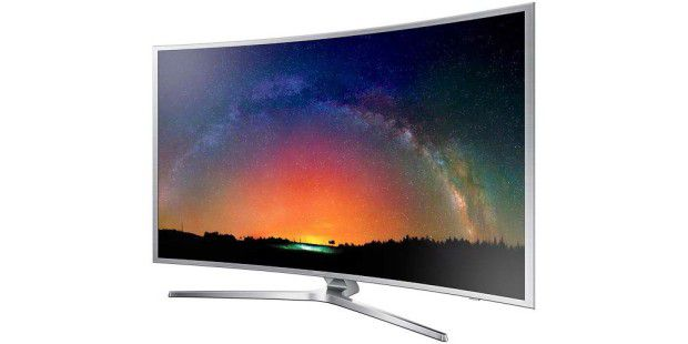 Samsung Curved UHD TV UE40S9
