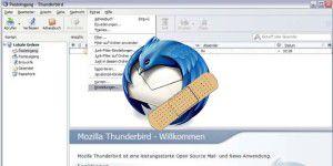 Sicherheits-Update für Thunderbird