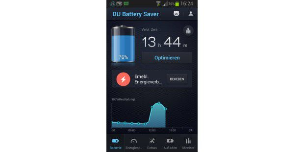 DU Battery Saver&Batteriespar