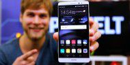 Video: Huawei Mate 8 im Unboxing / Hands-on