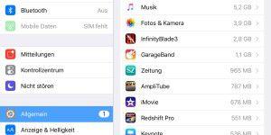 iPhone und iPad richtig ausmisten