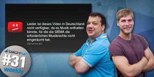 Keine GEMA-Sperren auf YouTube   Whatsapp gratis