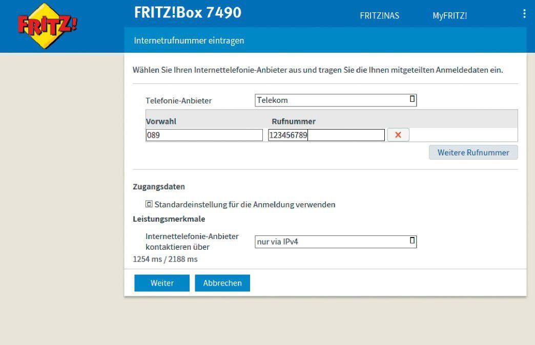 Fritzbox telekom so bereiten sie sich auf all ip vor - Fritzbox 7330 login ...