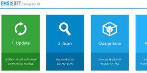 Gratis Anti-Malware-Tool scannt PC blitzschnell