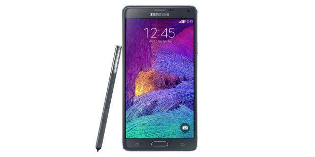 Platz 3: Samsung Galaxy Note 4