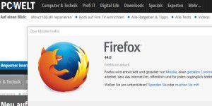 Firefox 44 steht zum Download bereit
