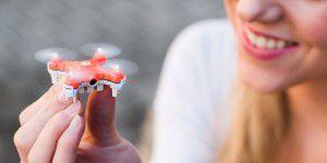 Kleinste Kamera-Drohne der Welt - SKEYE Nano Drone