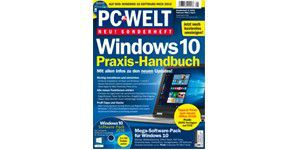 PC-WELT Sonderheft Windows 10 05/2016