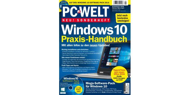 PC-WELT-Sonderheft Windows 10