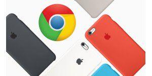 Chrome für iOS integriert Spotlight, wird schneller