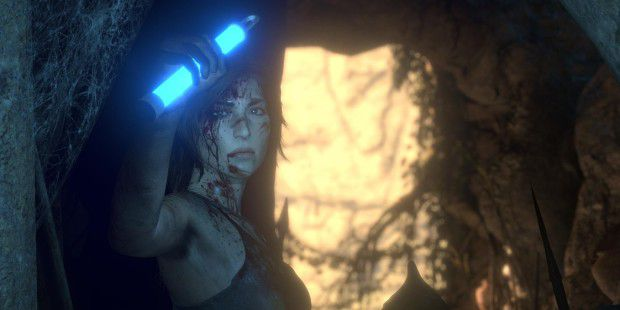 Lara ist in Rise of the Tomb Raider deutlich taffer geworden.