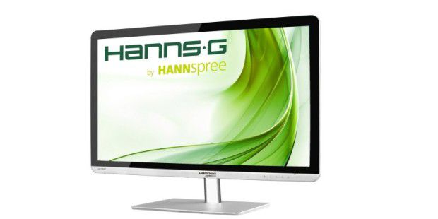 UHD-Bildschirm Hannspree HU 282 PPS im Apple-Design