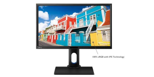Test: UHD-Bildschirm Benq BL2420U