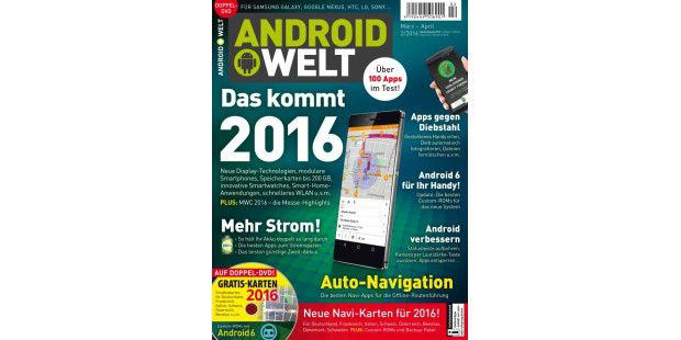 AndroidWelt 2/2016