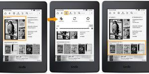 Amazon: Großes Update für Kindle E-Book-Reader