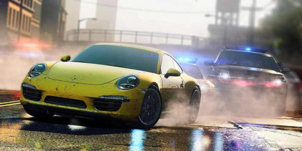 Need for Speed Most Wanted steht gratis zum Download bereit