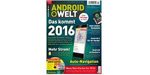 AndroidWelt 02/2016