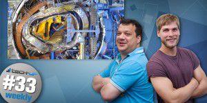 Ausblick auf Handy-Messe   Kernfusion mit Wasserstoff
