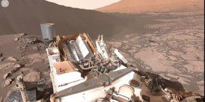 360-Grad-Video vom Mars Rover auf Youtube