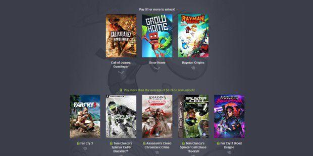 Far Cry 3 und Assain's Creed zum kleinen Preis