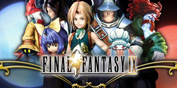 Der Rollenspiel-Klassiker Final Fantasy IX macht auch auf dem iPad eine gute Figur