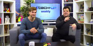Ab 14 Uhr: Tech-Up Weekly #34 - IT-News der Woche