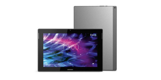 Medion S10366 bei Aldi Nord: 10-Zoll-Tablet mit Full-HD