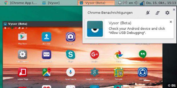 Android Vysor: So verfolgen Sie Android-Geräte auf dem