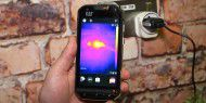 Mit Thermalkamera: CAT S60 im Hands-on