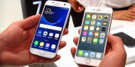Das Duell: Samsung Galaxy S7 vs. iPhone 6s