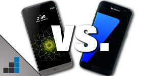 Galaxy S7 vs. LG G5 - Tech-up