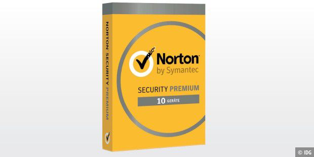 Der Testsieger: Norton Security
